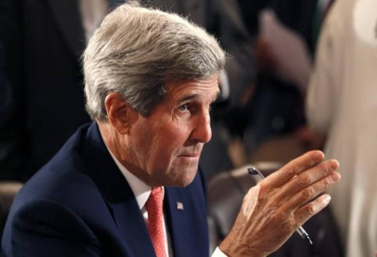 Κέρι: Θα χρειαστεί χρόνος για την αντιμετώπιση των τζιχαντιστών
