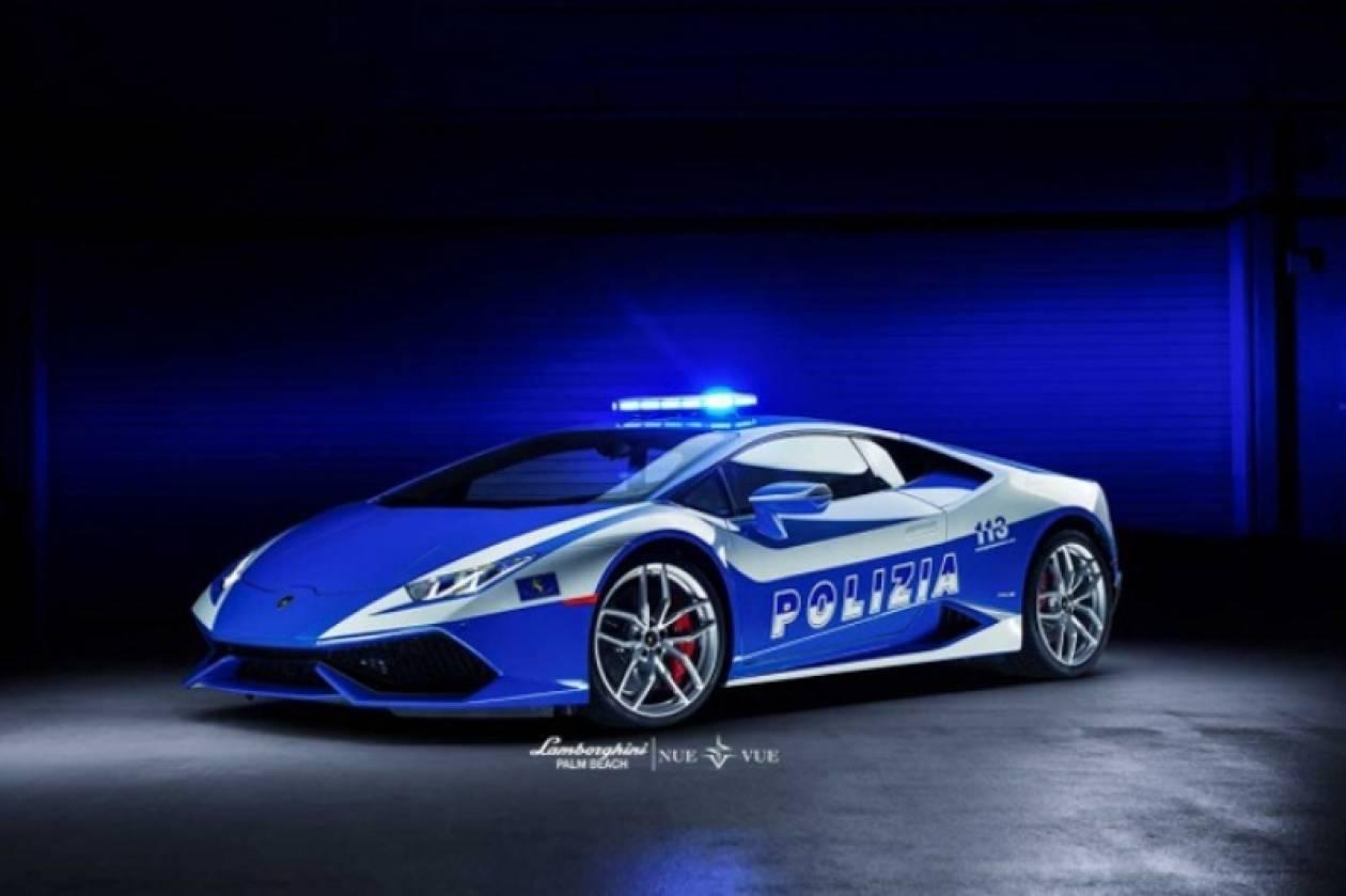 Lamborghini Hurácan: Ένα περιπολικό για την αστυνομία του Palm Beach