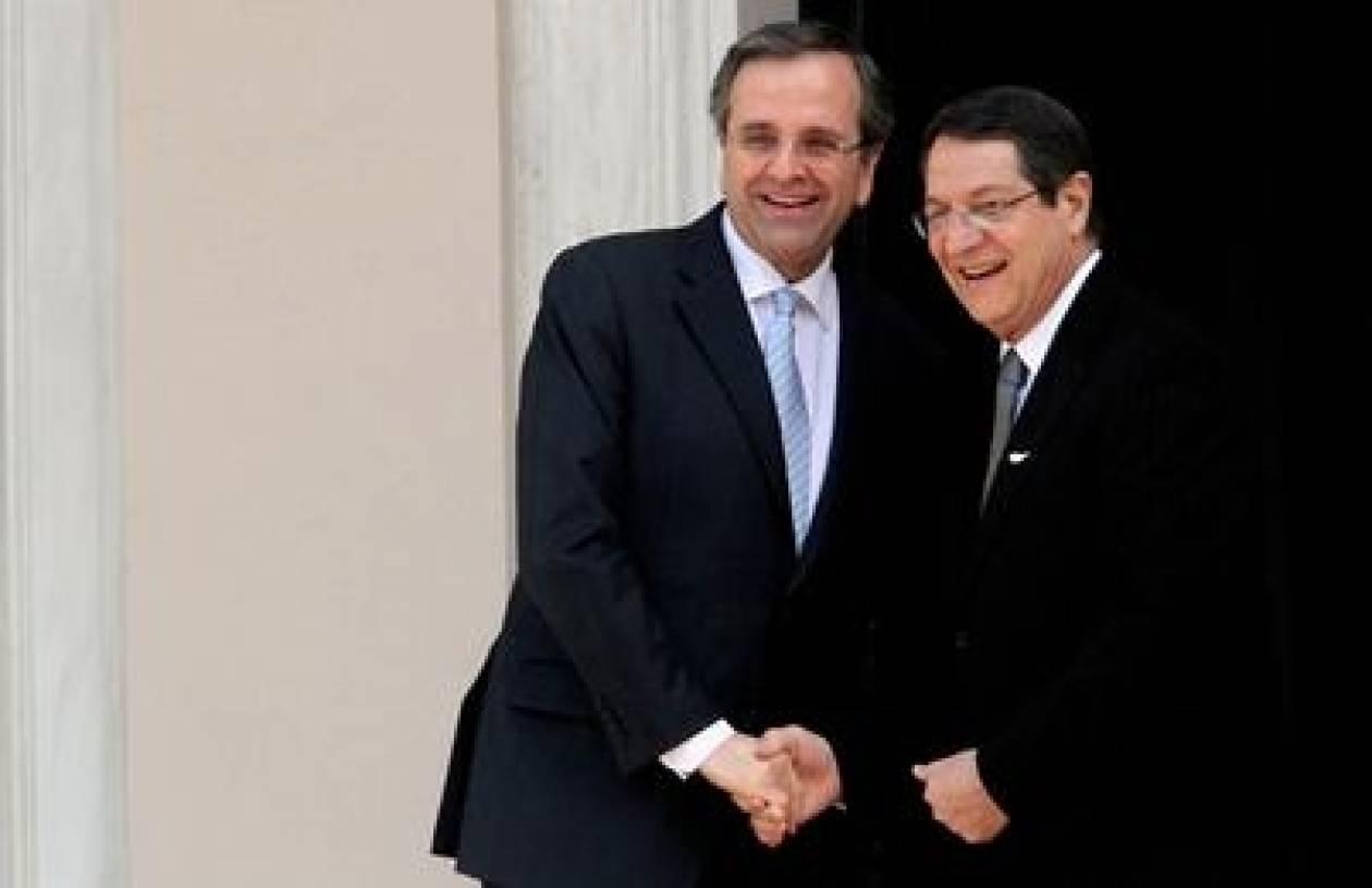 Συνάντηση κορυφής Κύπρου - Ελλάδας – Αιγύπτου