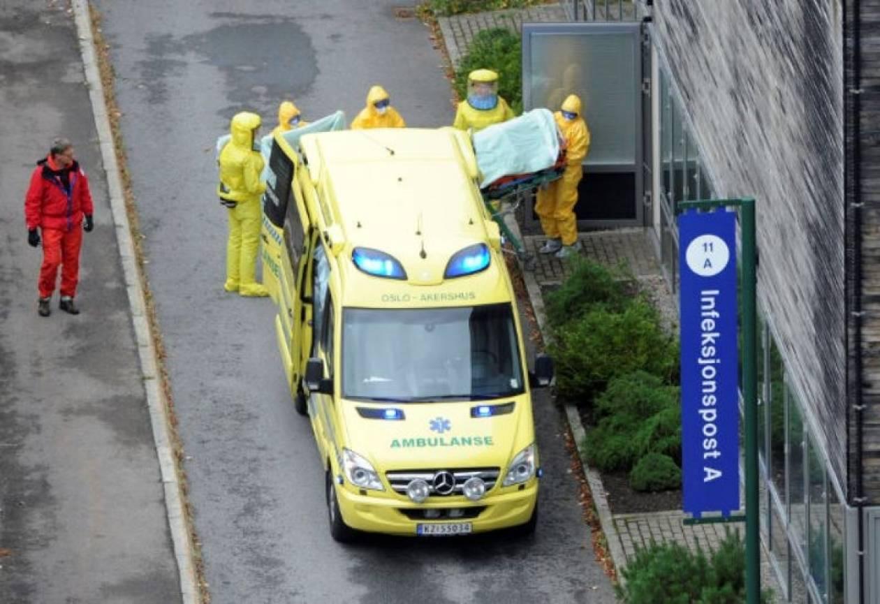 Έμπολα: Σημάδια βελτίωσης παρουσιάζει η Νορβηγίδα γιατρός
