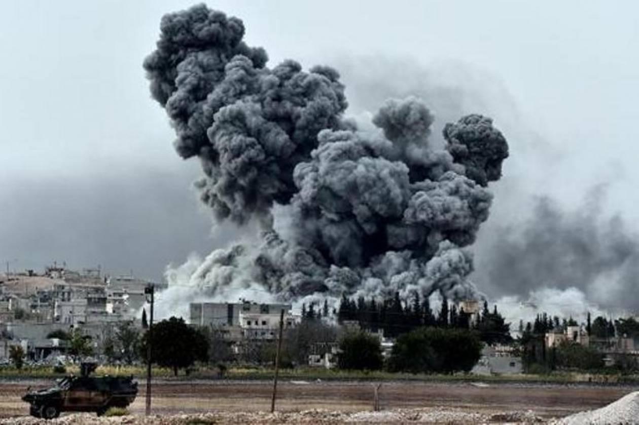 Κομπάνι: Επιθέσεις από καμικάζι τζιχαντιστές – Μαίνονται οι μάχες