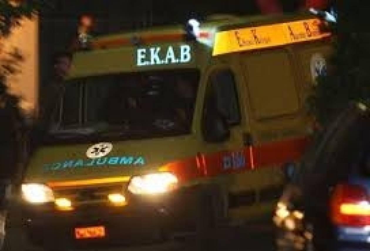Κρήτη: Αυτοκίνητο παρέσυρε πεζό στο Ηράκλειο