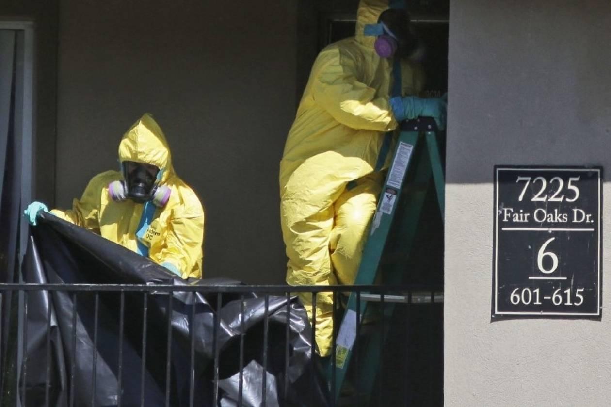 Έμπολα: Σε ασφαλή χώρο ο σκύλος της Αμερικανίδας νοσοκόμας
