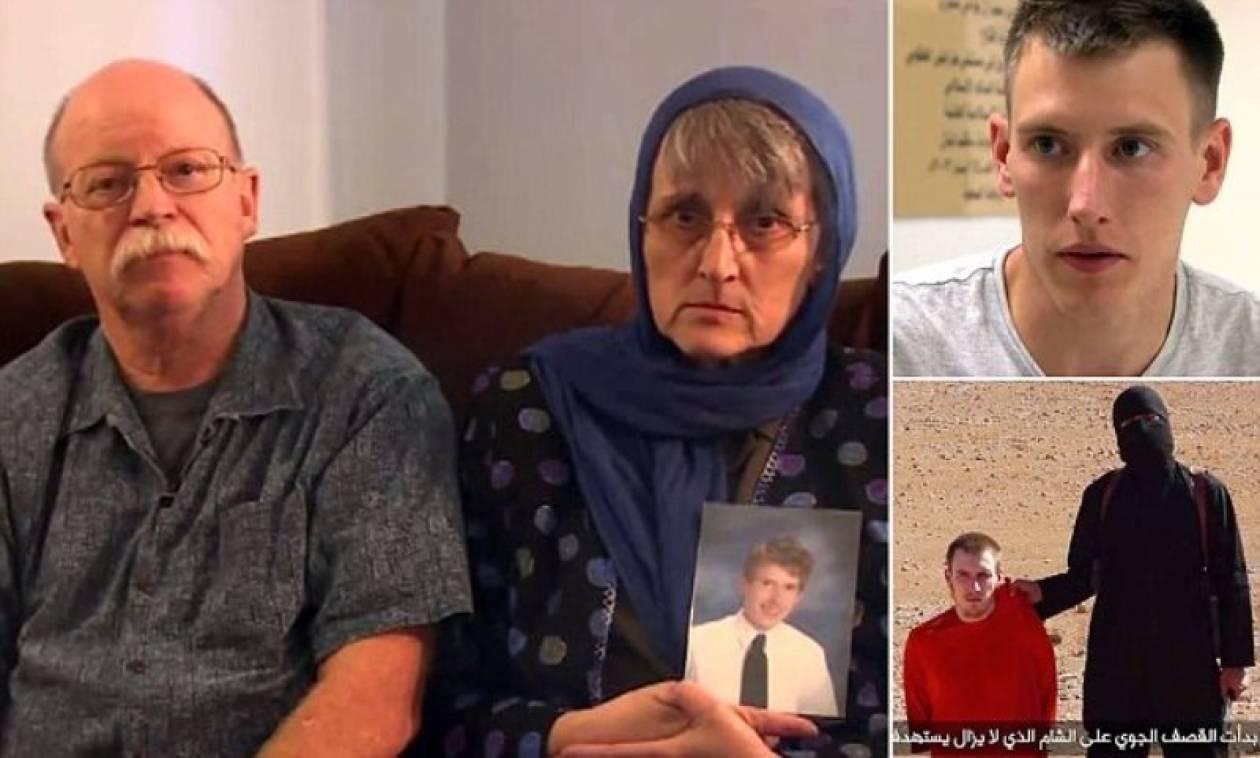 «Φοβάμαι απίστευτα» λέει ο Αμερικανός όμηρος των τζιχαντιστών