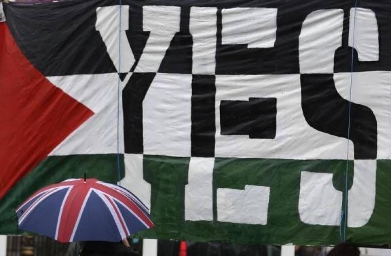 Βρετανία: Υπέρ της αναγνώρισης της Παλαιστίνης ψήφισαν οι βουλευτές της Κάτω Βουλής