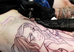 Πώς να προσέξεις το νέο σου tattoo