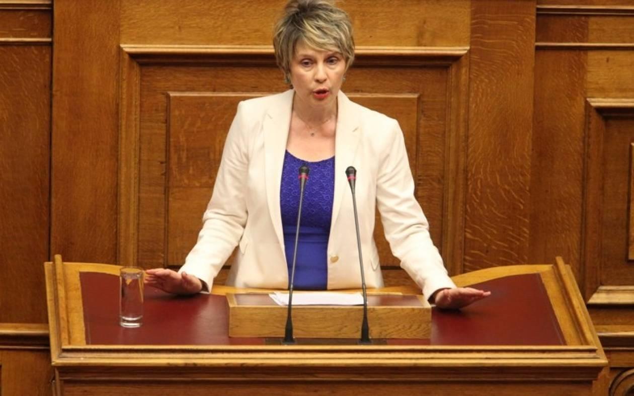 Η Κ. Παπακώστα στο «1ο Ελληνικό Forum γυναικών στην Ογκολογία»