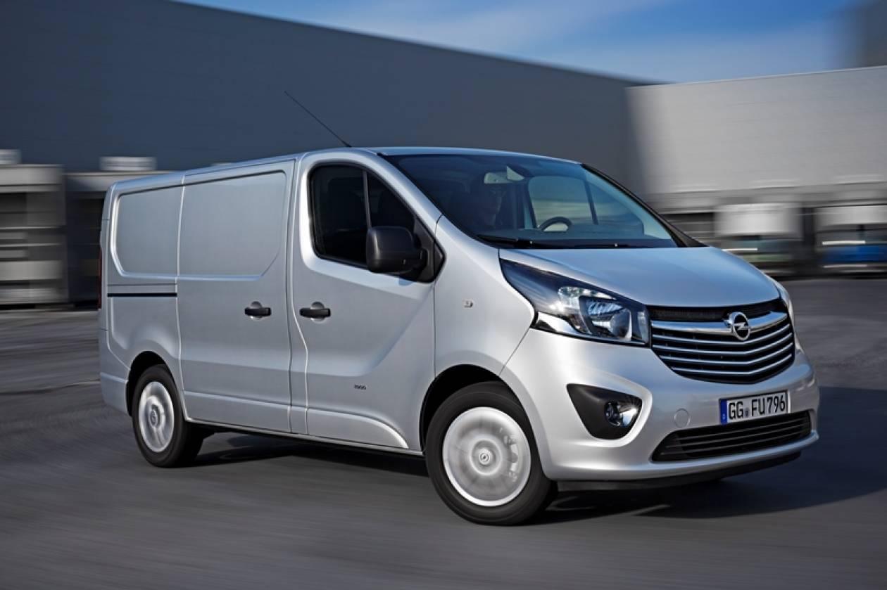 Νέο Opel Vivaro: Είναι ελκυστικό από κάθε άποψη