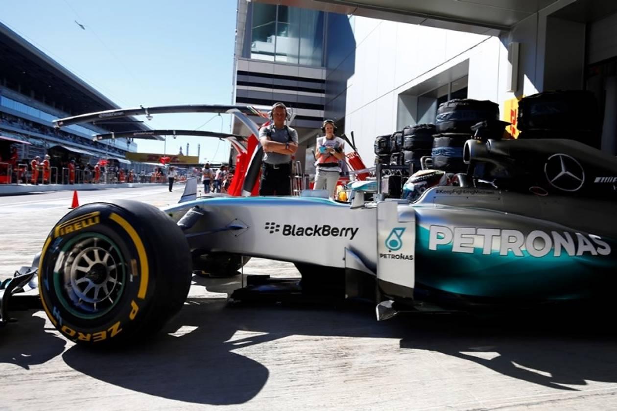 Grand Prix Ρωσία: Ο αγώνας στο Sochi από τις σημειώσεις των τεχνικών της Pirelli