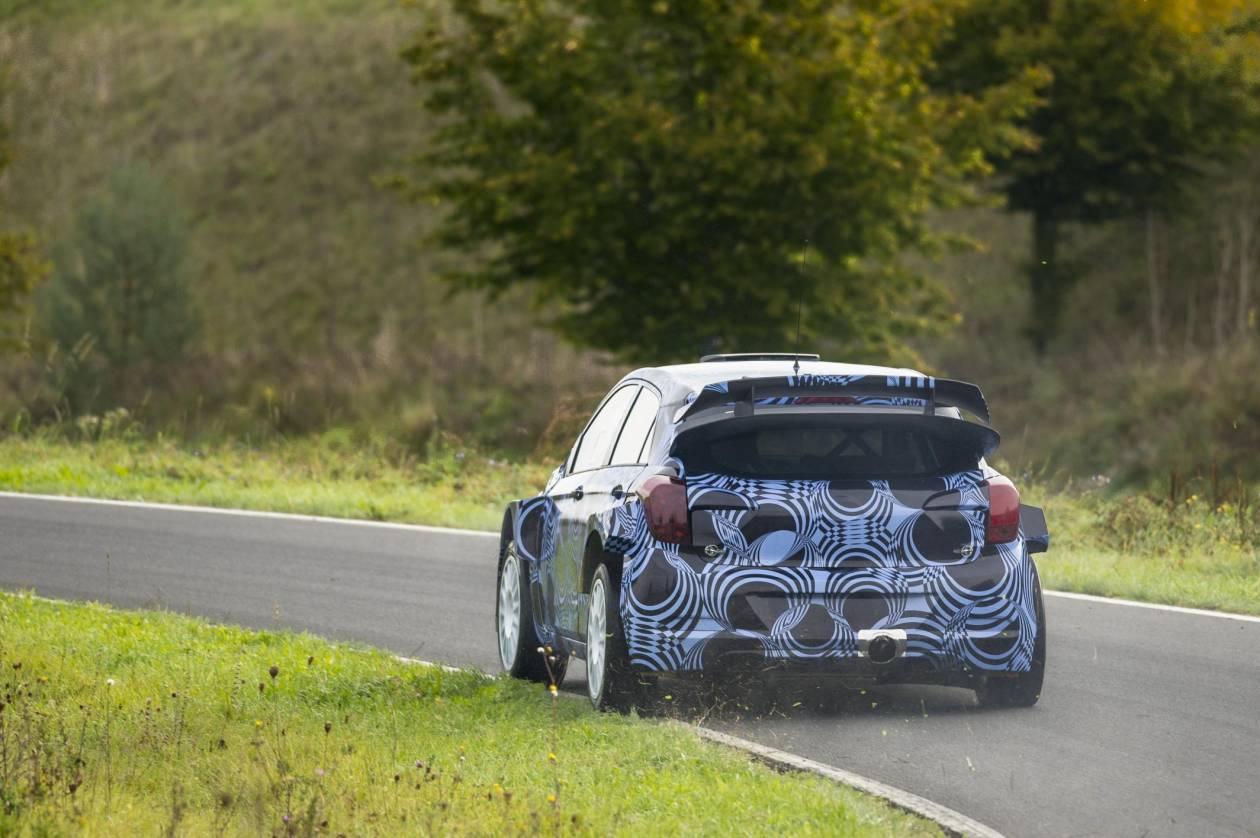 Hyundai: Δοκιμές για το νέο i20 WRC