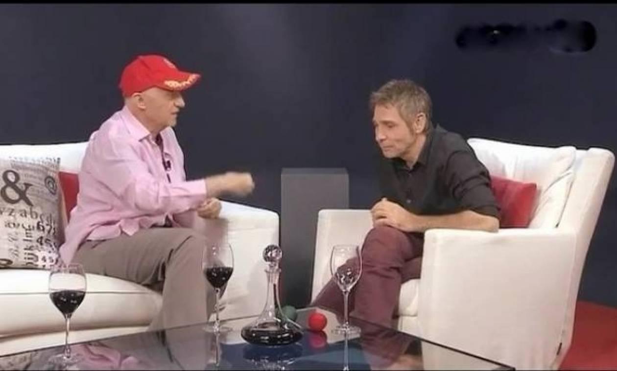Μαστοράκης: Τι είπε για την σχέση Αθερίδη- Καρύδη και πως αντέδρασε ο ηθοποιός;