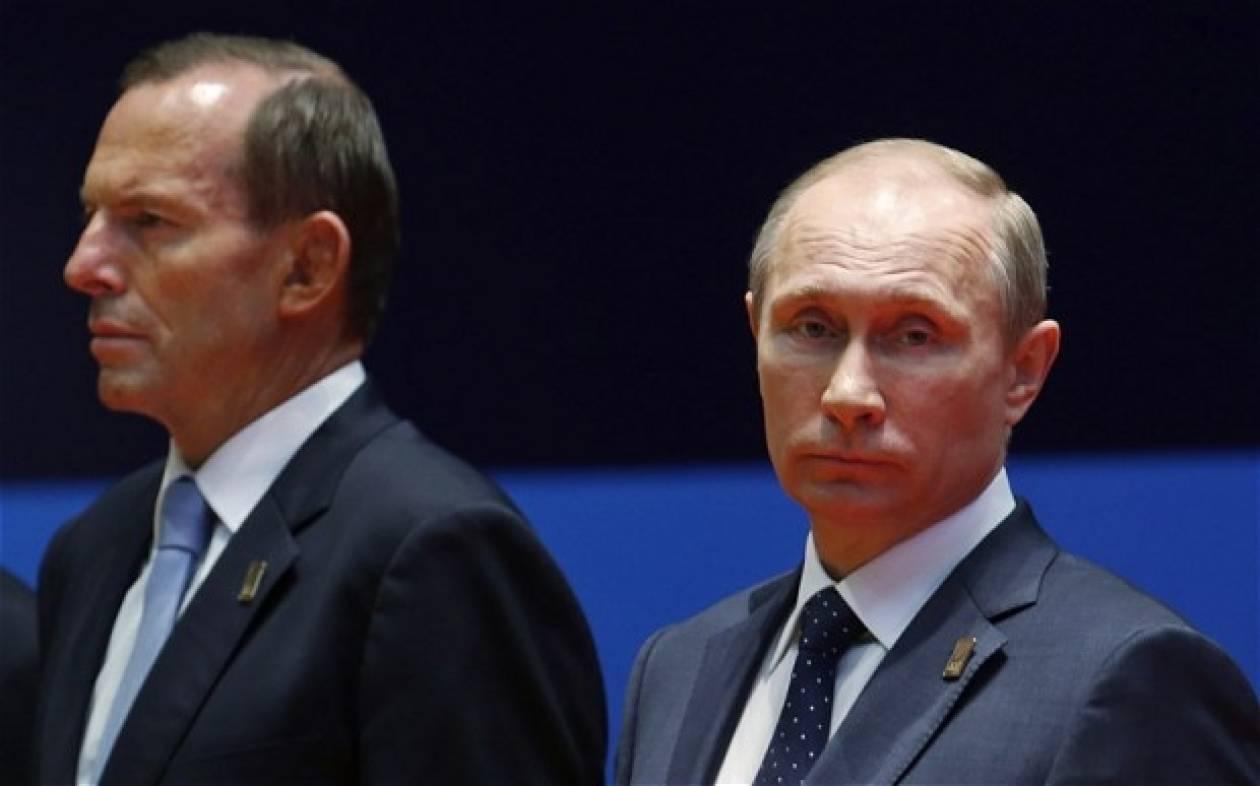 Σάλος από τις δηλώσεις του Τόνι Άμποτ για τον Βλαντιμίρ Πούτιν