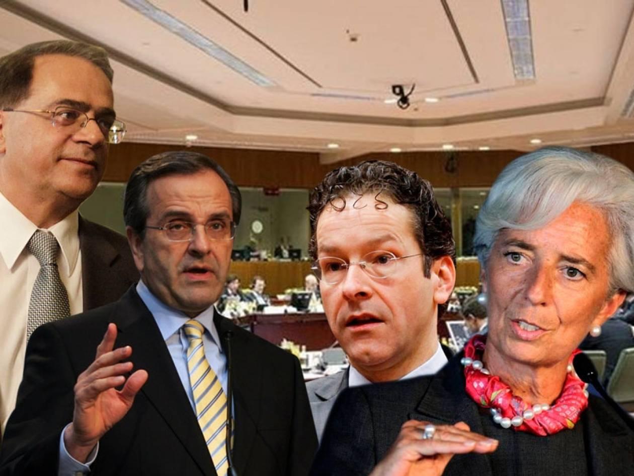 Το ΔΝΤ δεν φεύγει-Νέο μνημόνιο από την πίσω πόρτα