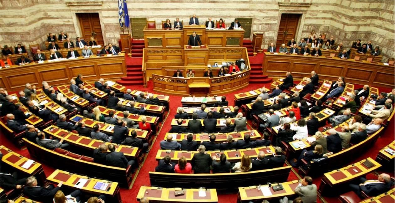 Στην Επιτροπή της Βουλής το προσχέδιο προϋπολογισμού