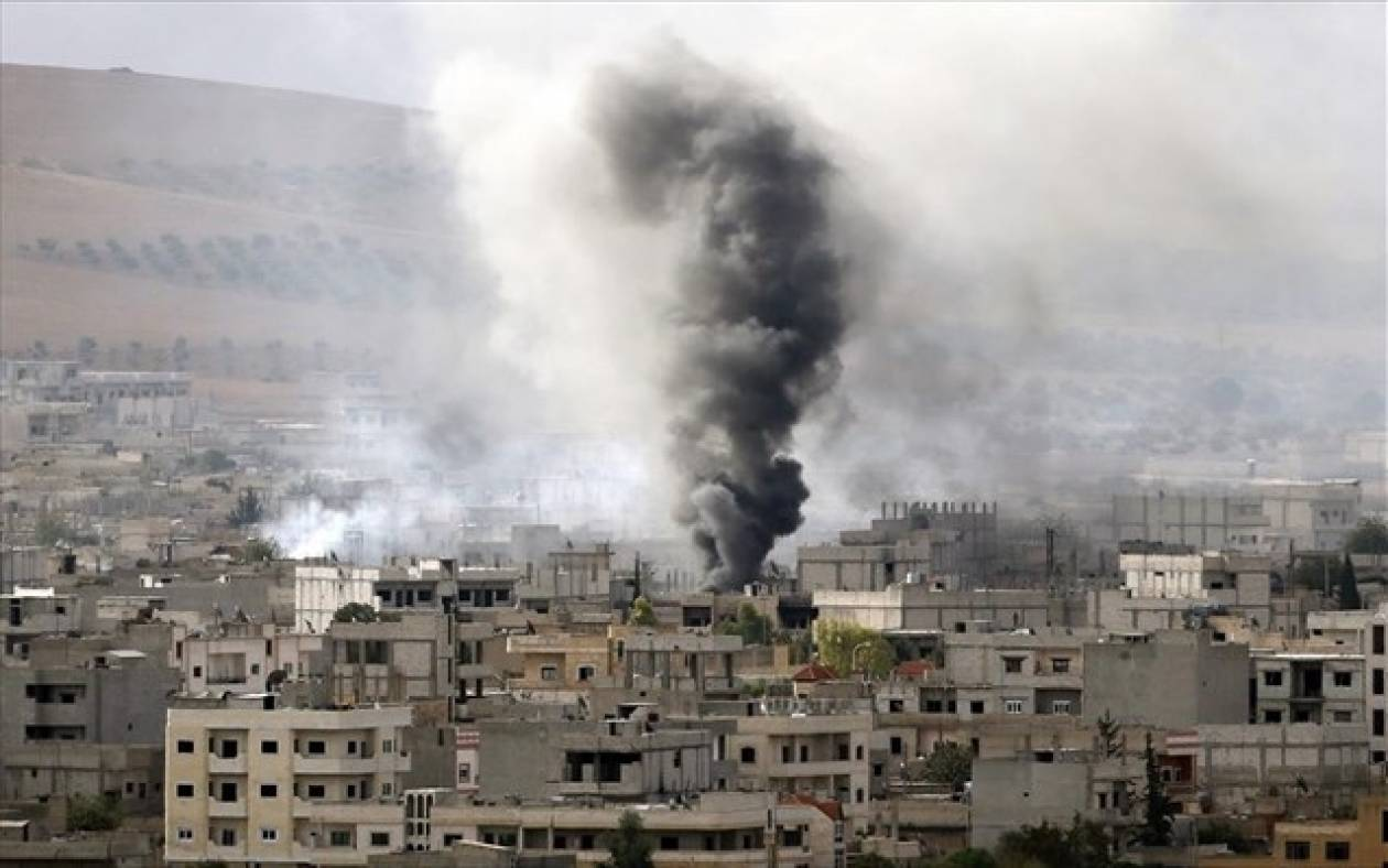 Κομπάνι: Λόφο στα δυτικά ανακατέλαβαν από το ΙΚ οι Κούρδοι