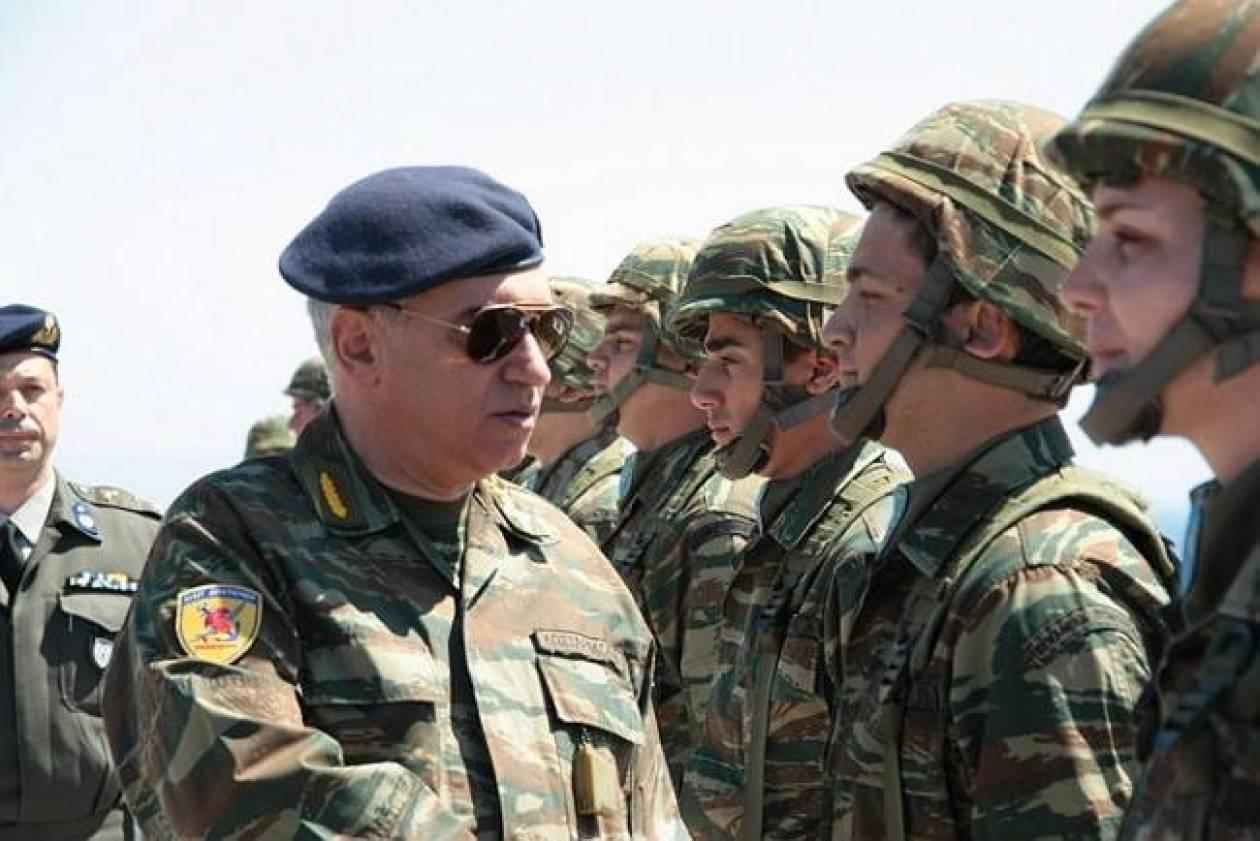 Μ. Κωσταράκος: Υποψήφιος για πρόεδρος της Στρατιωτικής Επιτροπής της ΕΕ