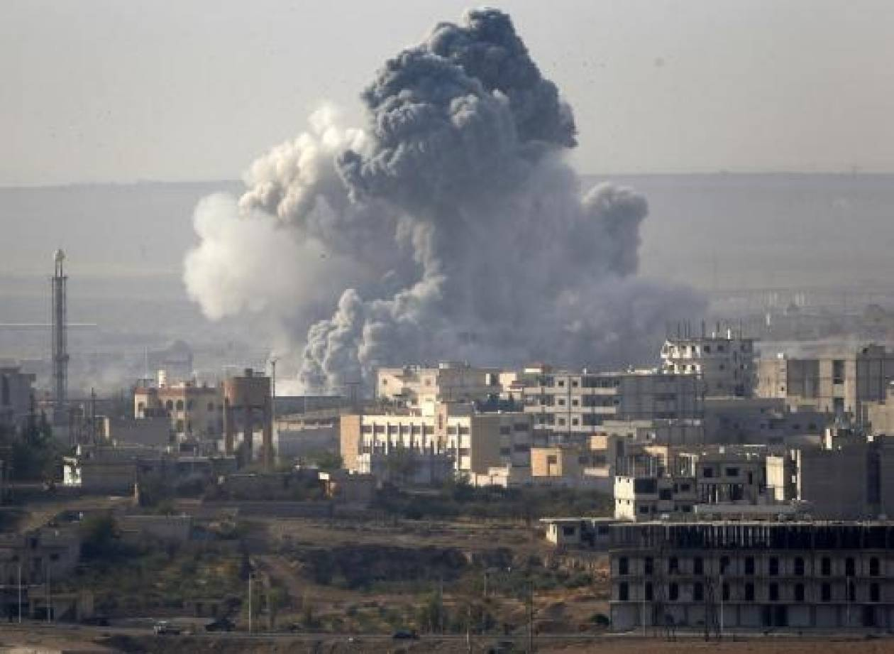 Η Τουρκία σπάει την εκεχειρία με τους Κούρδους
