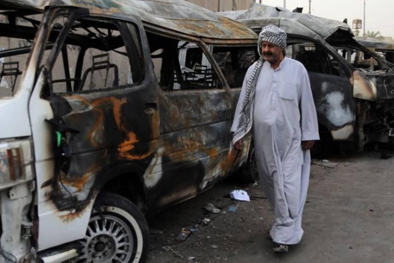 Ιράκ: Νέα πολύνεκρη επίθεση αυτοκτονίας στη Βαγδάτη