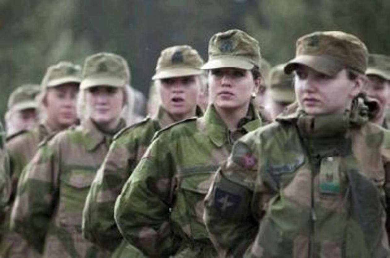 Νορβηγία: Υποχρεωτική η στρατιωτική θητεία και για τις γυναίκες!