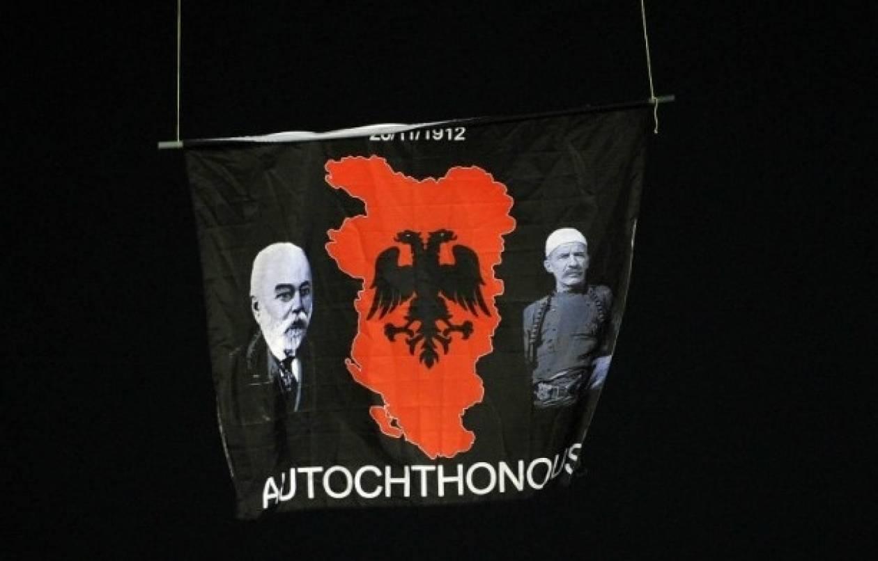 Σερβία - Αλβανία: Συνελήφθη ο αδερφός του πρωθυπουργού της Αλβανίας (vid+pic)