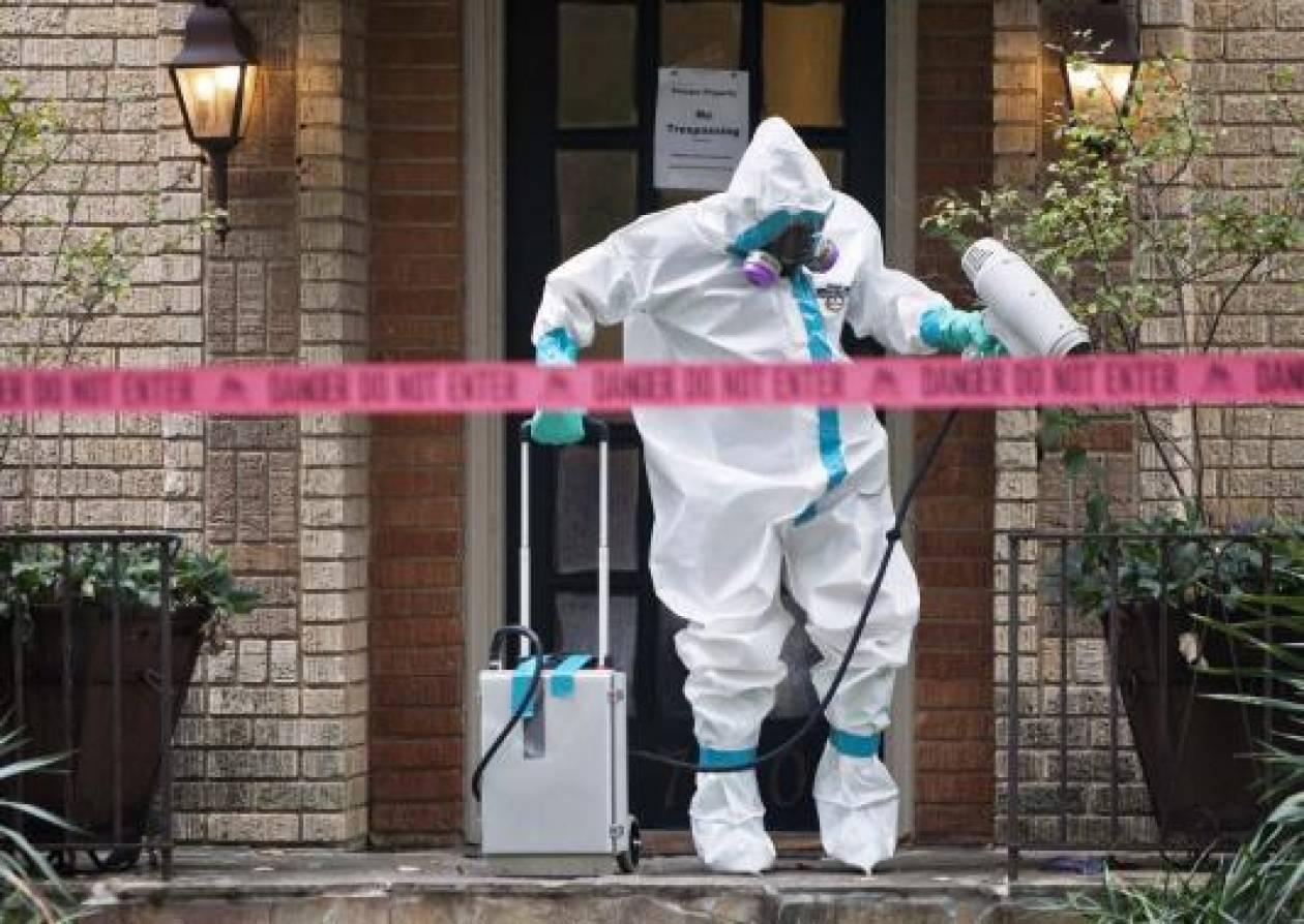 Γερμανία: Πέθανε από Έμπολα 56χρονος υπάλληλος του ΟΗΕ