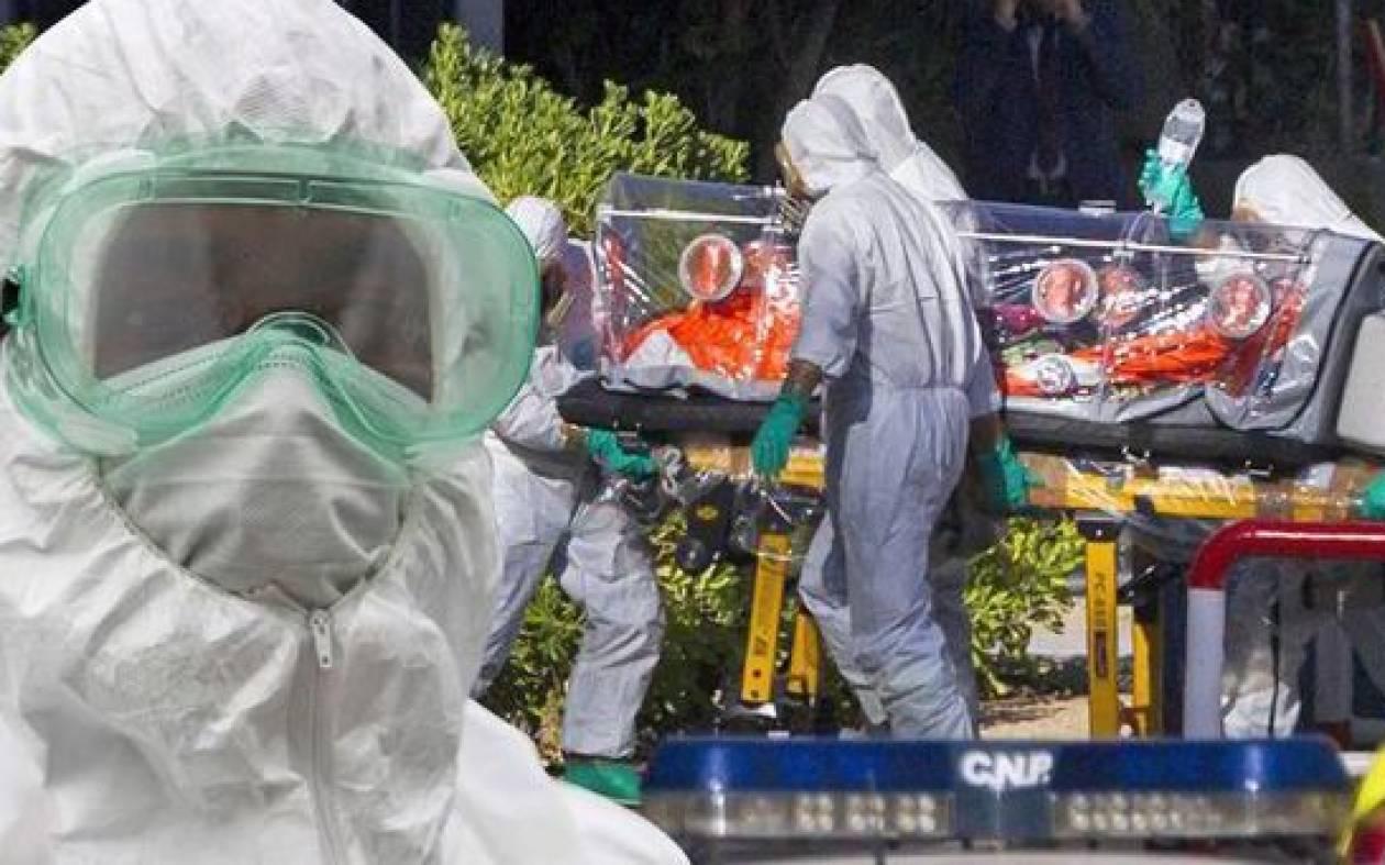 'Εμπολα: Η επιδημία συνεχίζεται- Τουλάχιστον 9.000 κρούσματα αυτή την εβδομάδα