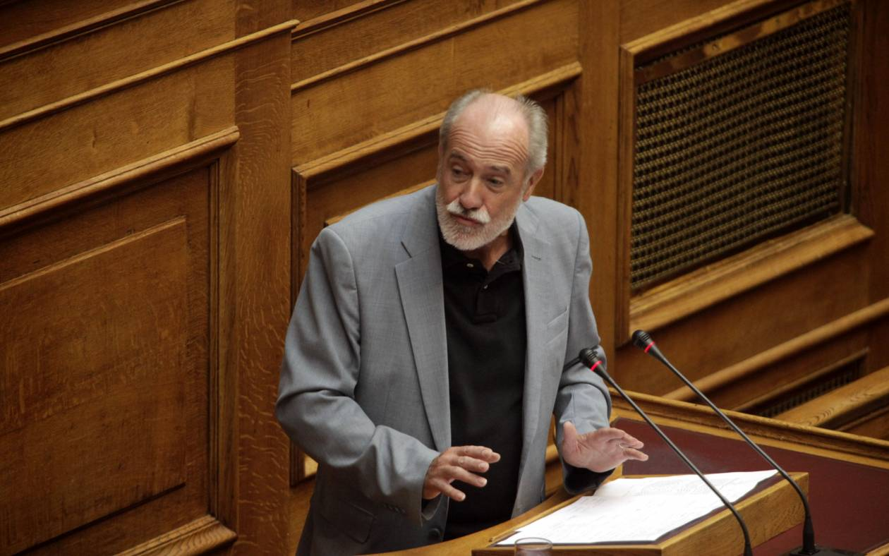Και... LSD στο ελληνικό Κοινοβούλιο!
