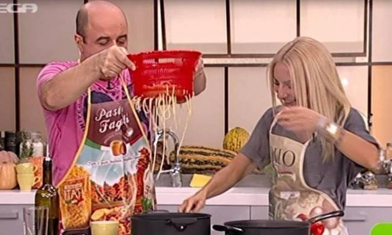Τρελό Γέλιο: Ο Σεφερλής έγινε σεφ και δείτε τι έκανε!