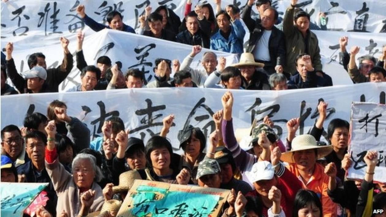Σύγκρουση μεταξύ κατοίκων και εργατών σε εργοτάξιο στην Κίνα- Οκτώ νεκροί