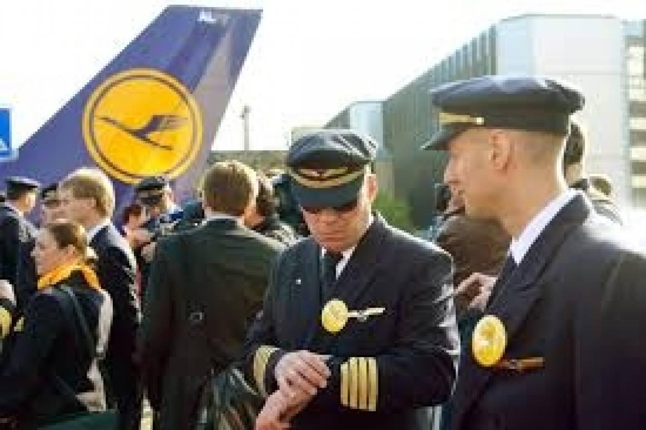 Νέα απεργία στη Lufthansa