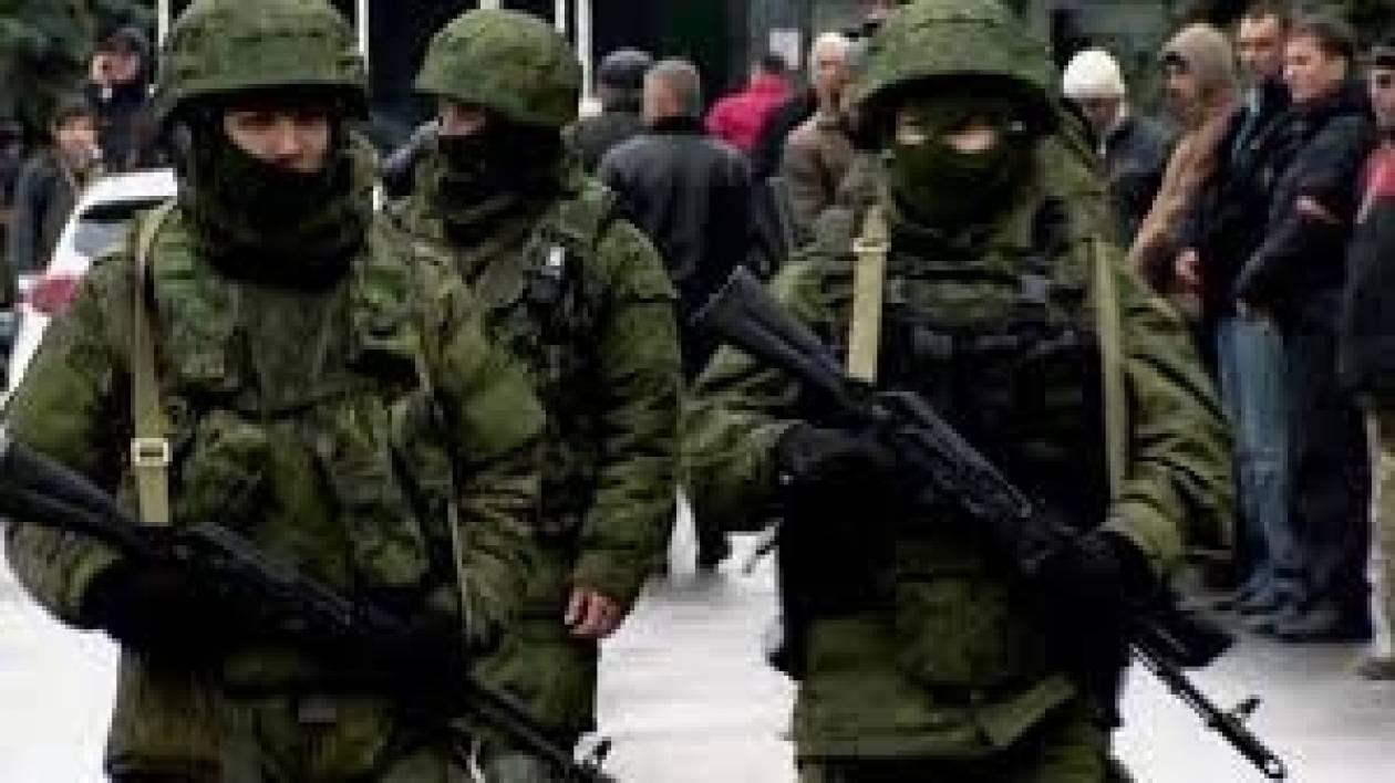 Ουκρανία: Φιλορώσοι αυτονομιστές έχουν περικυκλώσει Ουκρανούς