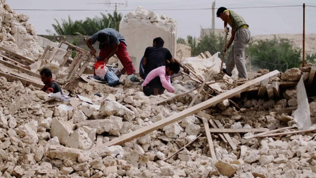 Ίραν: Τέσσερις τραυματίες από τον σεισμό μεγέθους 5,5R
