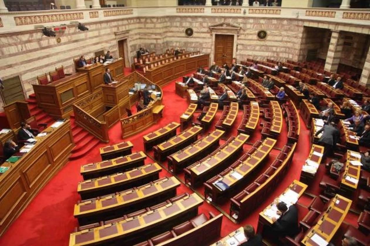 Κατατέθηκε στη Βουλή η τροπολογία για τον «αναβαλλόμενο φόρο» των τραπεζών