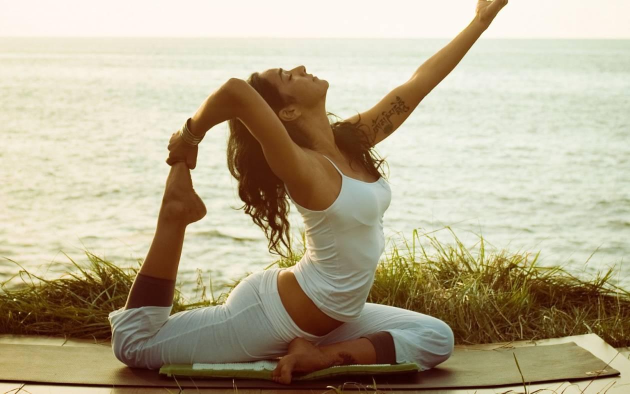 Όταν τα ζώα κάνουν μαθήματα Yoga (pics)