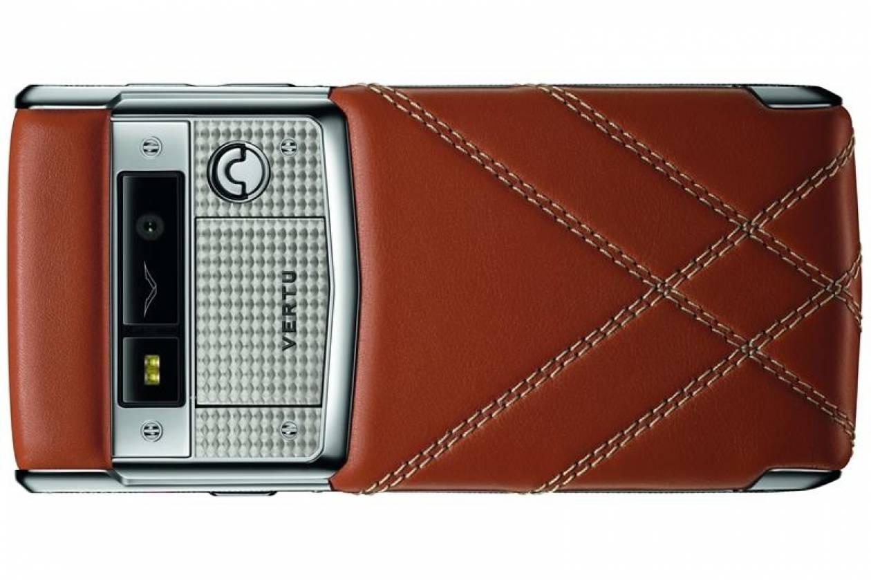 Vertu:  Ένα smartphone για την Bentley με τιμή 12.500€