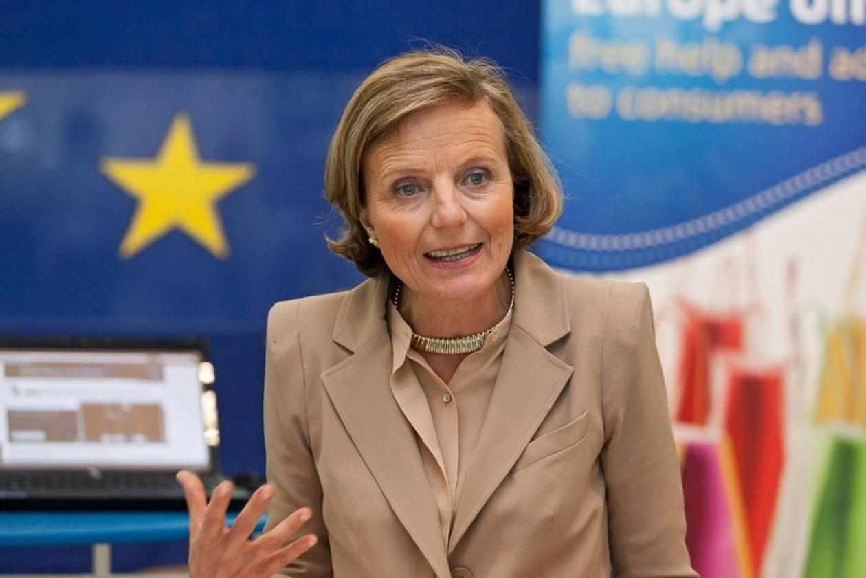 Παραιτήθηκε η επικεφαλής της Γενικής Διεύθυνσης Υγείας της Ευρωπαϊκής Επιτροπής