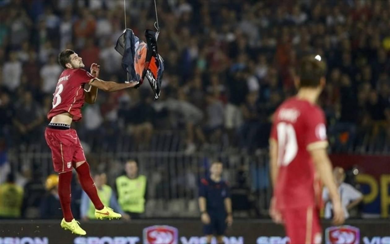 Μαθητές στο Μαυροβούνιο ήρθαν στα χέρια για το ματς Σερβία-Αλβανία