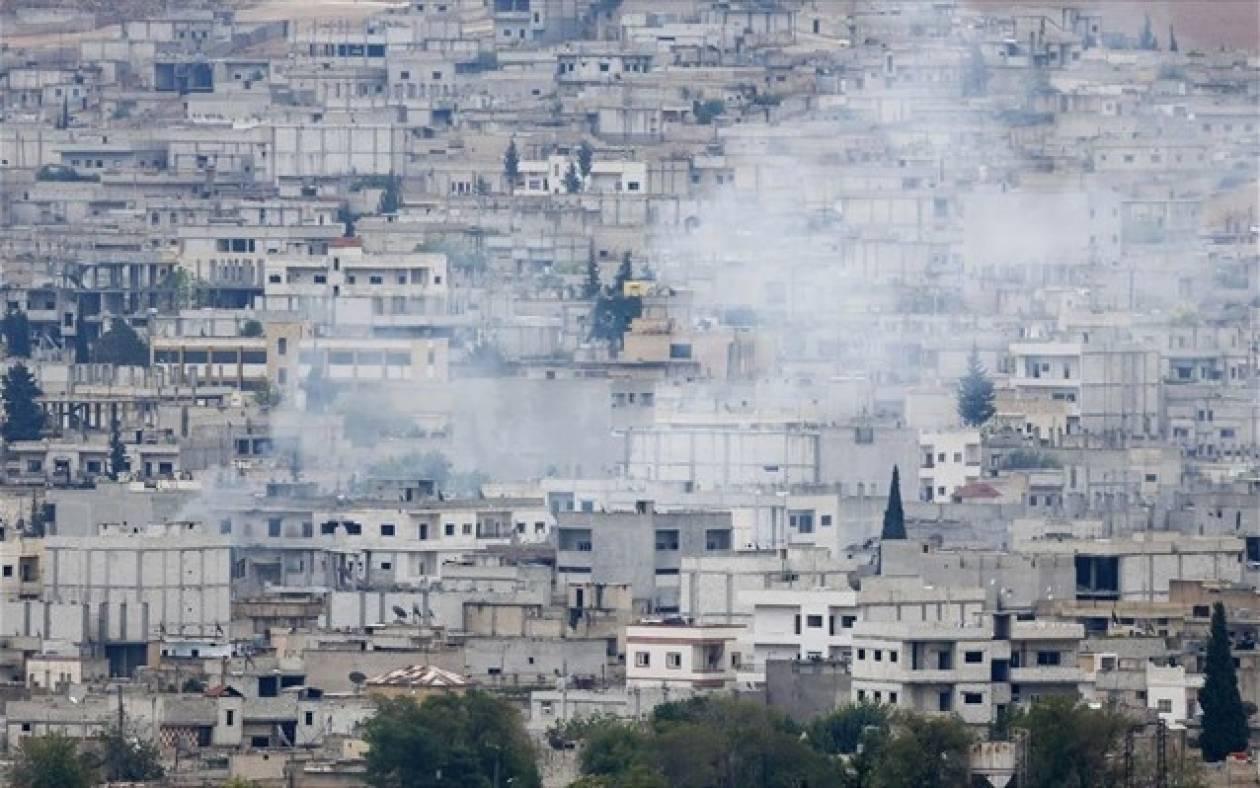 Χάνει θέσεις το Ισλαμικό Κράτος στην πόλη Κομπάνι