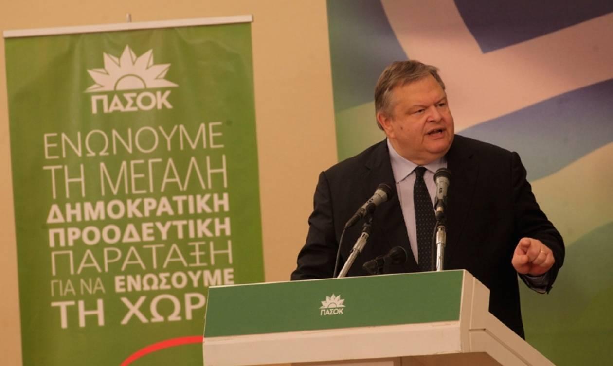 Βενιζέλος: Εμβληματική φυσιογνωμία ο Γιάννης Χαραλαμπόπουλος