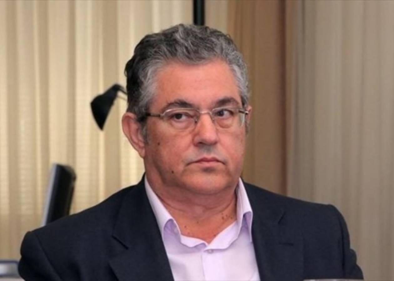 Κουτσούμπας: Κυβέρνηση και ΣΥΡΙΖΑ συντηρούν τρομοκρατία και σκανδαλολογία