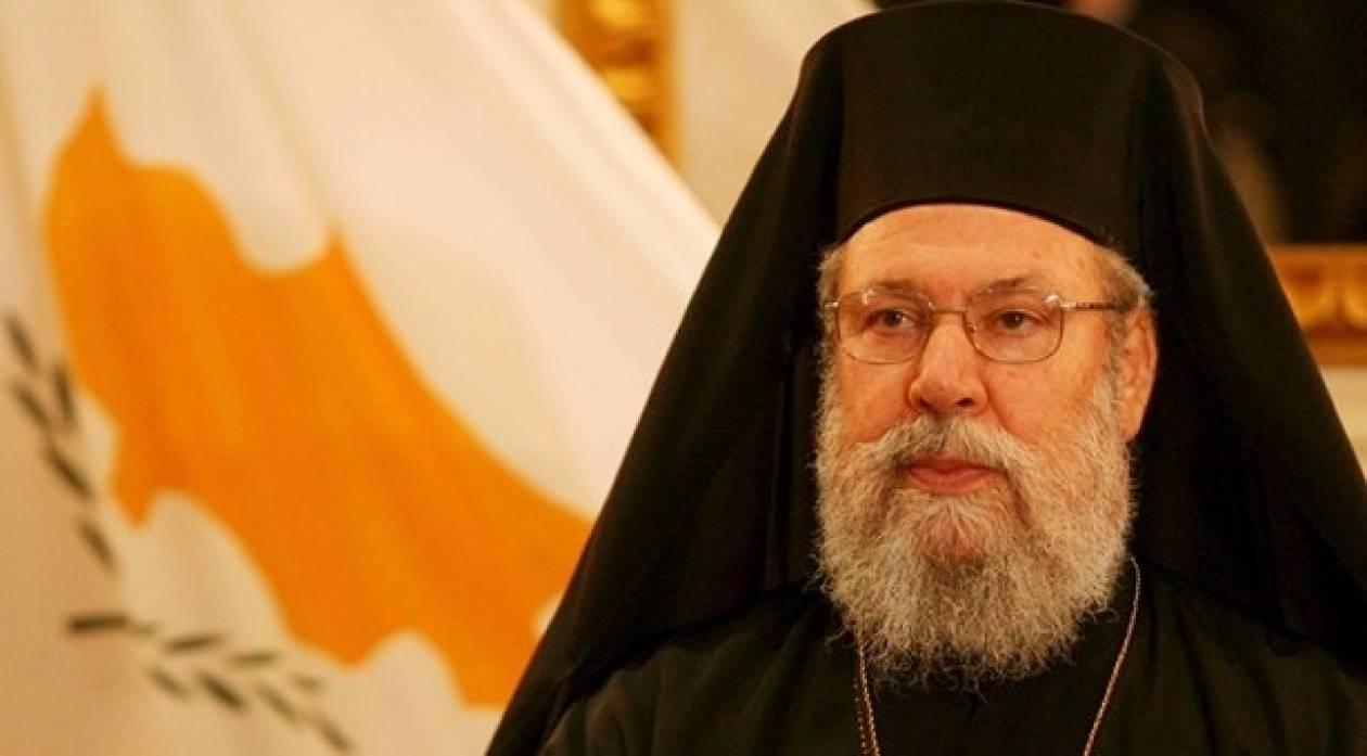 Αρχιεπίσκοπος καλεί Εισαγγελέα: Άνοιξε και το «αποχετευτικό»