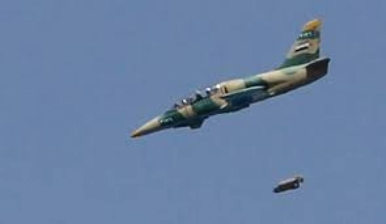 Συρία: Στρατιωτικές επιδρομές με θύματα μικρά παιδιά...