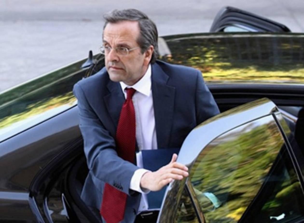 Σαμαράς: Κομβικός ο ρόλος της Ελλάδας για την ενεργειακή ασφάλεια της Ευρώπης