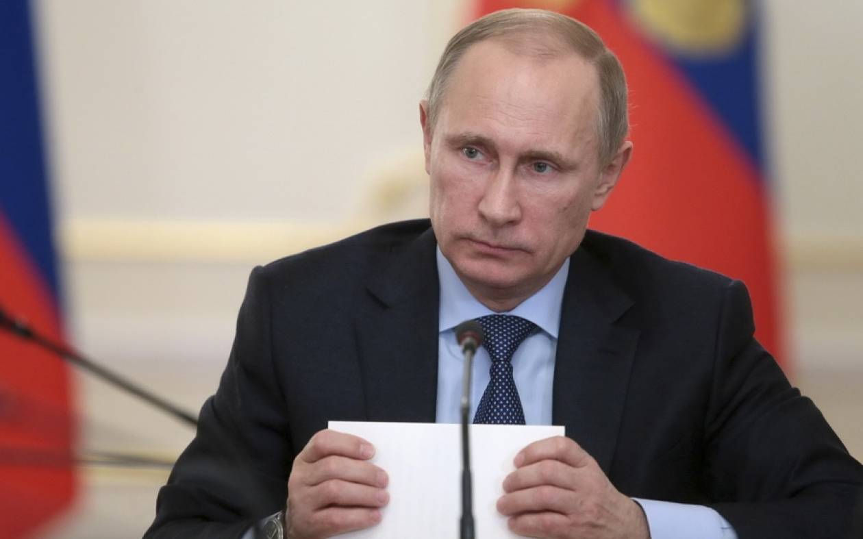 Πούτιν: Προβληματική η μεταφορά του ρωσικού φυσικού αερίου