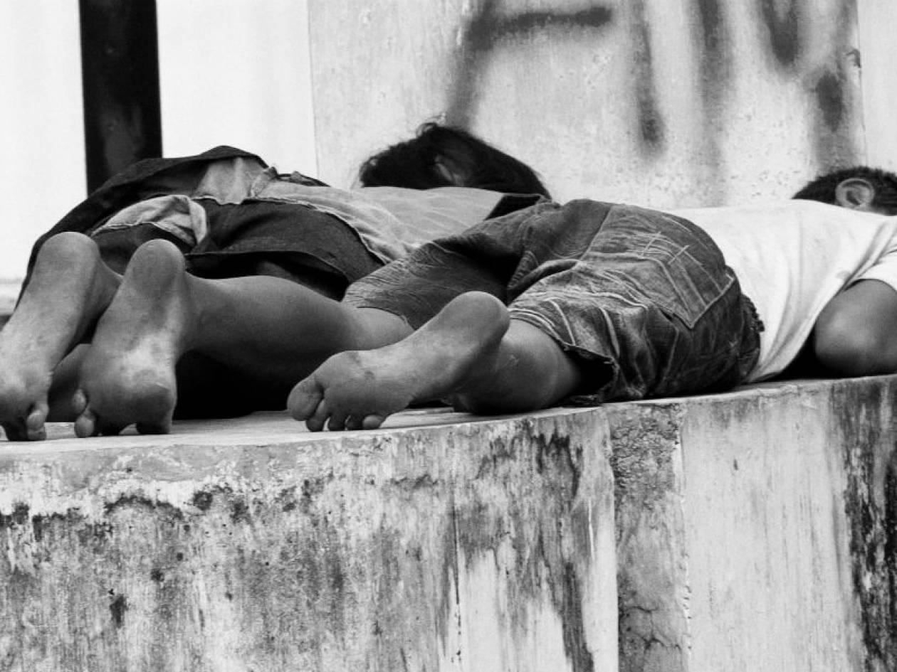 Παγκόσμια Ημέρα Παιδικής φτώχειας:  Γεννιούνται παιδιά μέσα στην μιζέρια και στη στέρηση