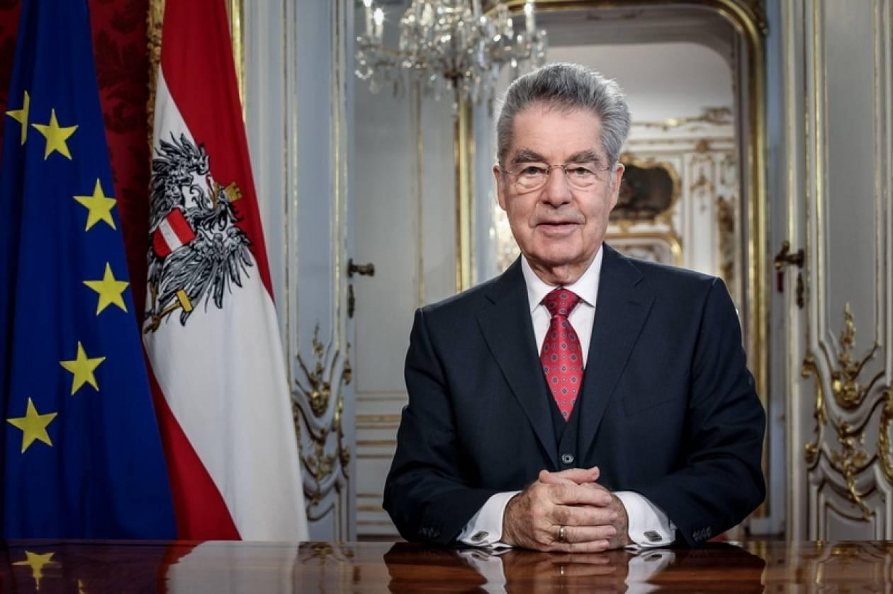 Την Ελλάδα θα επισκεφτεί ο Πρόεδρος της Αυστρίας Χάιντς Φίσερ