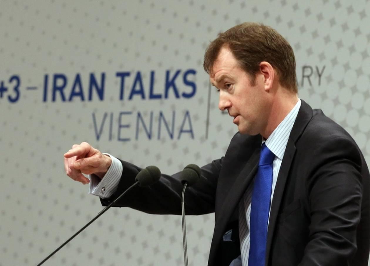 ΕΕ: Σε κρίσιμο σημείο οι συνομιλίες για το πυρηνικό πρόγραμμα του Ιράν