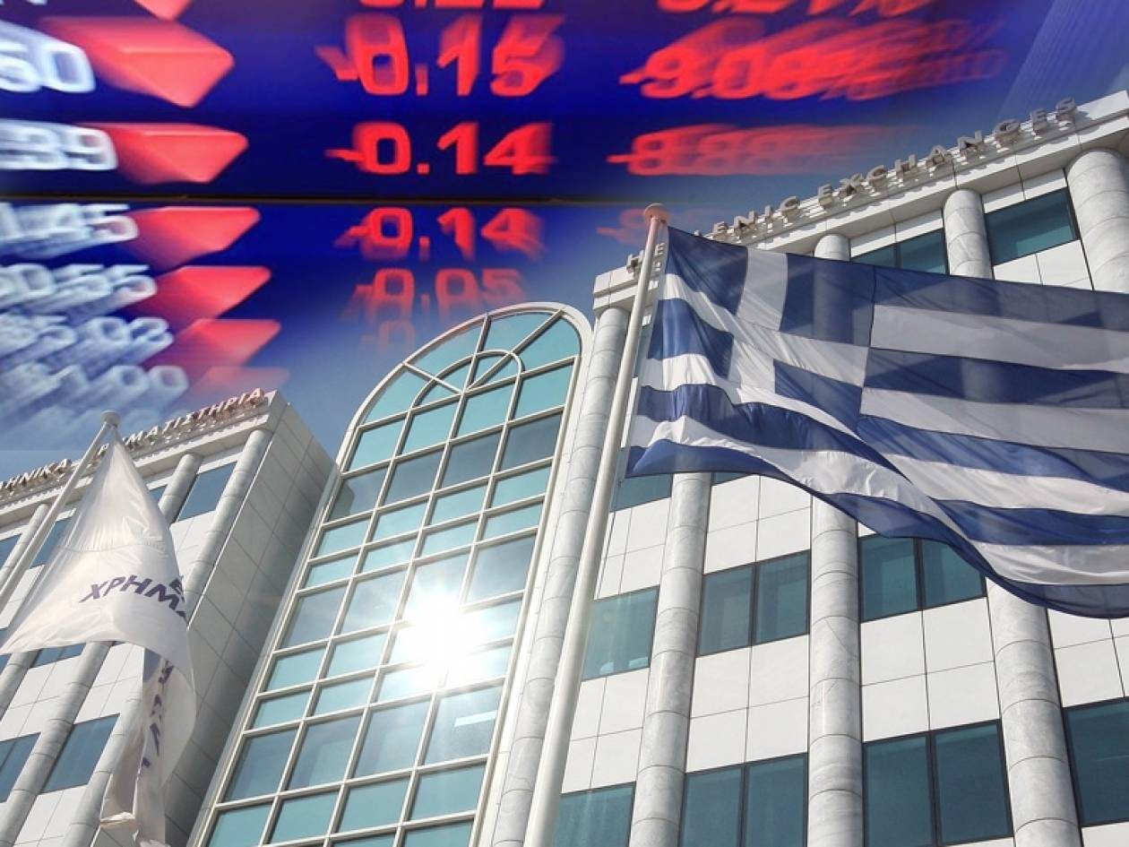 «Mαύρη» εβδομάδα για το Χρηματιστήριο Αθηνών