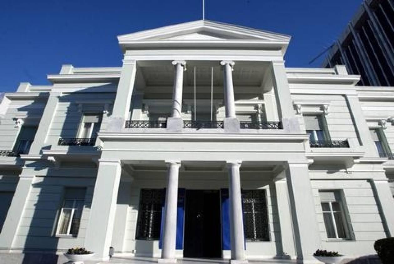 Ελληνικό διάβημα στα Τίρανα για τα επεισόδια στη Δερβιτσάνη