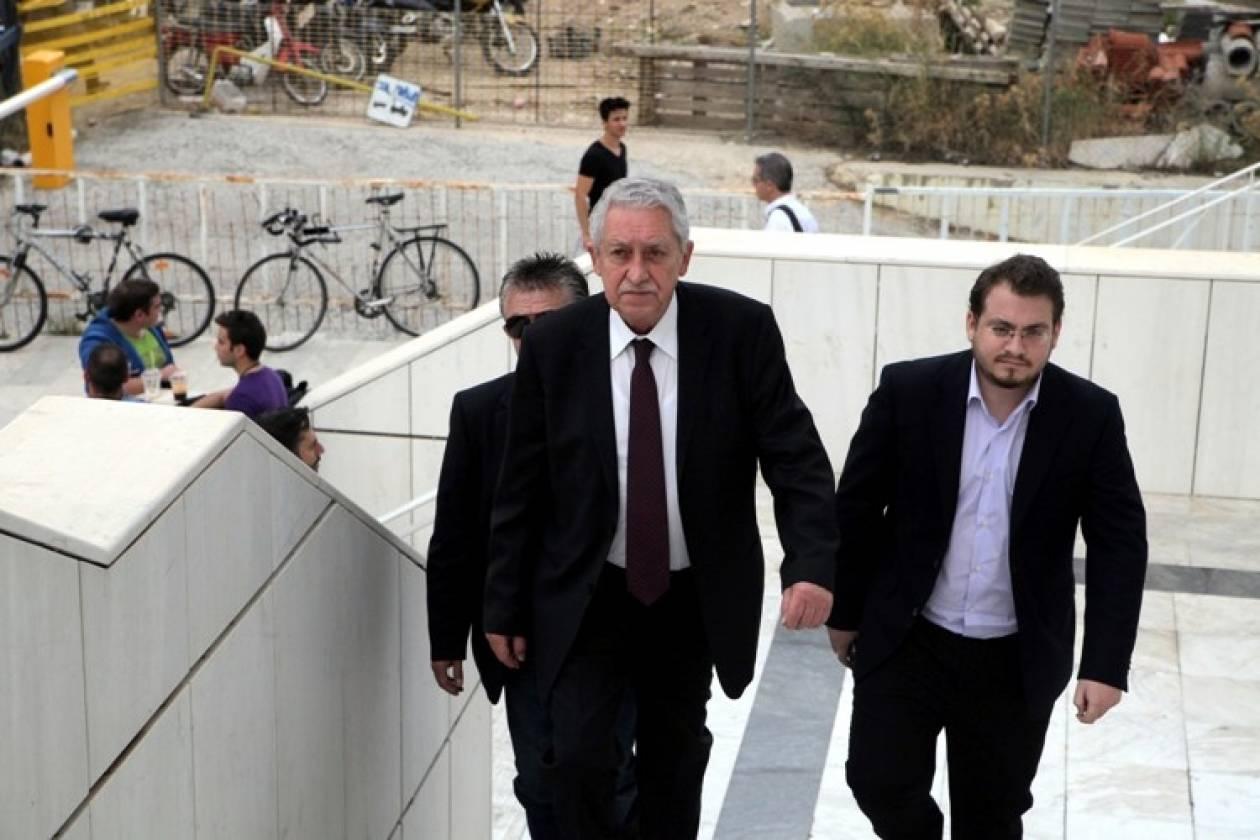 Κουβέλης: Αδιανόητο να υπάρξει βουλευτής που θα ψηφίσει με ανταλλάγματα